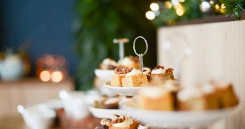 platos típicos de la Navidad
