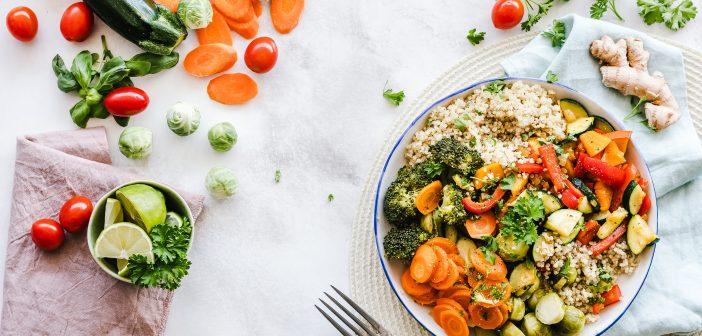 Consejos para comer sano en cuarentena