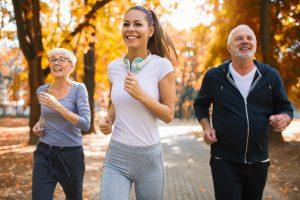 ¿Por qué aumentamos de peso a medida que envejecemos?