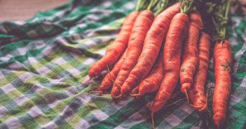 alimentos con carotenos