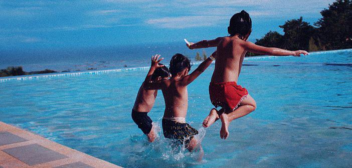 precauciones con niños en verano